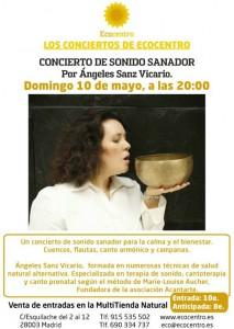 Concierto Angeles Sanz